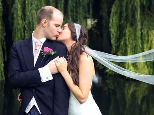 CHARLOTTE & CHRIS – JUST MARRIED
