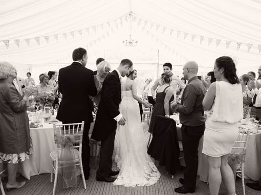 CHARLOTTE & CHRIS – THE RECEPTION