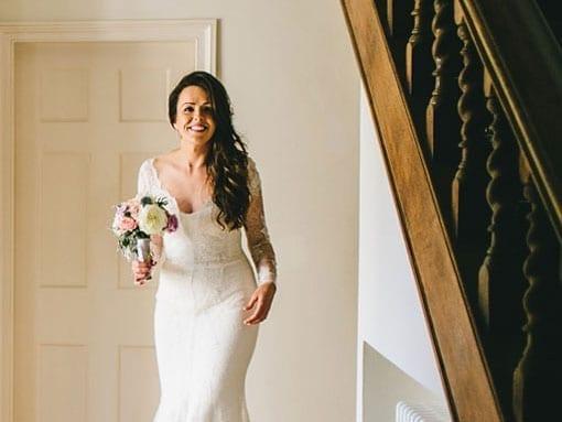 JO & LEON – THE BEAUTIFUL BRIDE