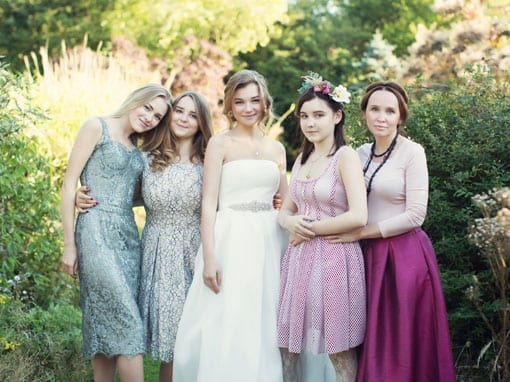 MARK AND ANASTASIA – BRIDESMAIDS