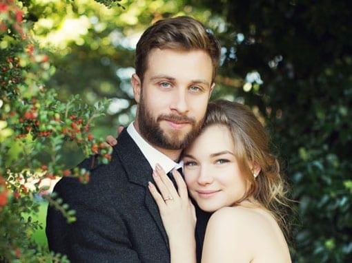 MARK AND ANASTASIA – THE HAPPY COUPLE