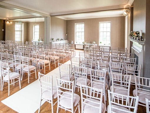 HELEN & BOSE – CEREMONY ROOM