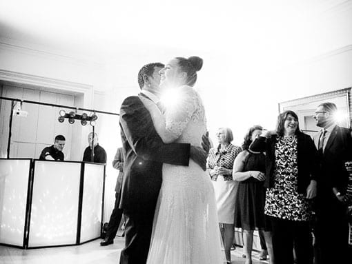 HELEN & BOSE – THE FIRST DANCE