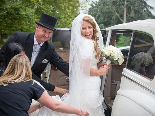 RACHEL & LYNDON – OFF TO GET WED