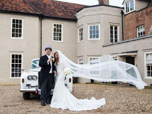 RACHEL & LYNDON – THE HAPPY COUPLE