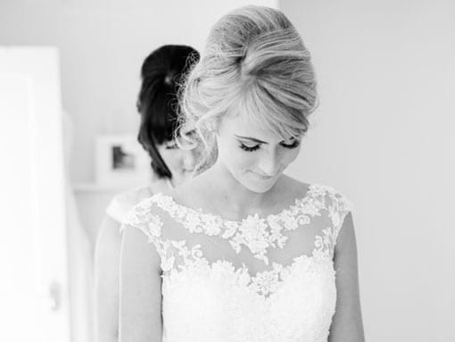 TOR & JACK – BRIDE GETTING READY