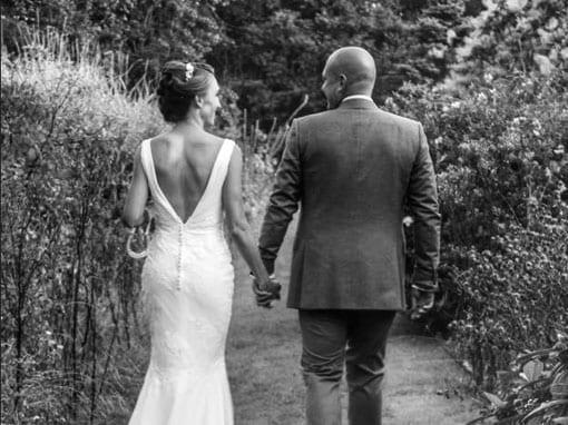 LISA & STUART – JUST MARRIED