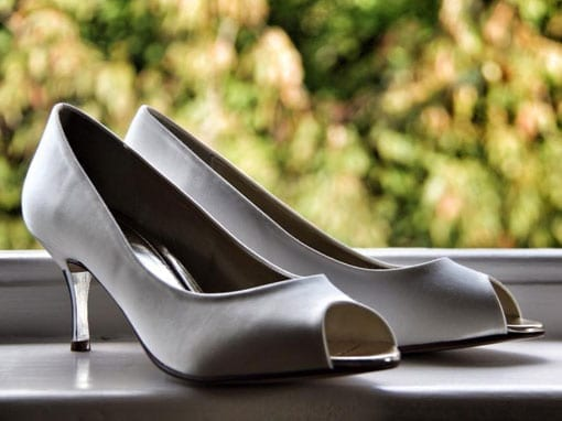 LISA & STUART – BRIDAL SHOES