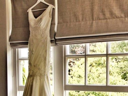 LISA & STUART – WEDDING DRESS