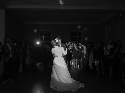RACHEL & ALEX – THE FIRST DANCE