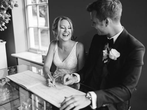 VICTORIA & JOEL – JUST MARRIED