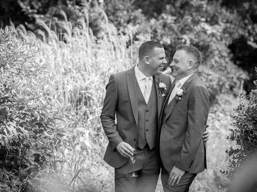 JAMIE & MARTIN – THE HAPPY COUPLE
