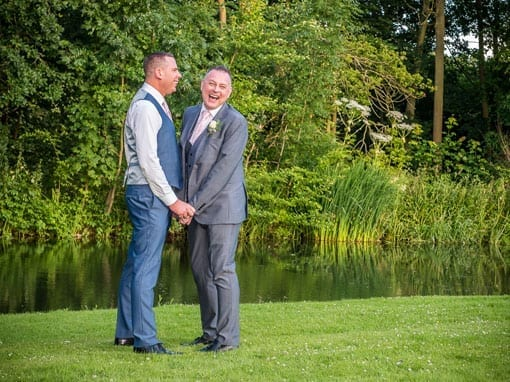 JAMIE & MARTIN – THE LAKE
