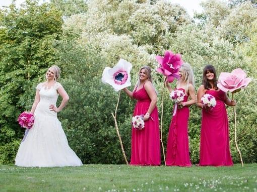 Lauren & Rob – Bridal Party