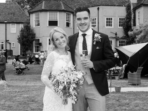 Rob & Stacey – Happy Couple