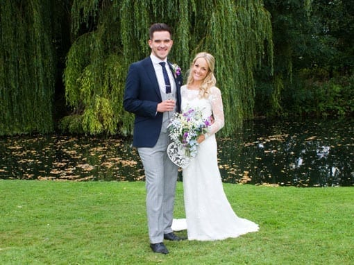 Rob & Stacey – By the lake