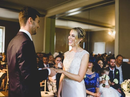 SIAN & ANDREW – THE VOWS