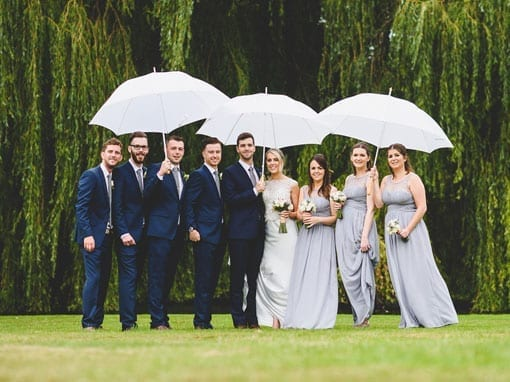 SIAN & ANDREW – BRIDAL PARTY