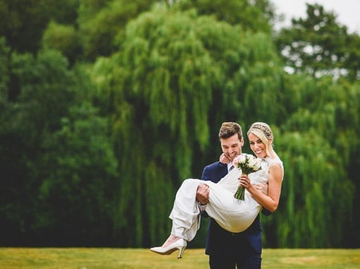 SIAN & ANDREW – JUST MARRIED