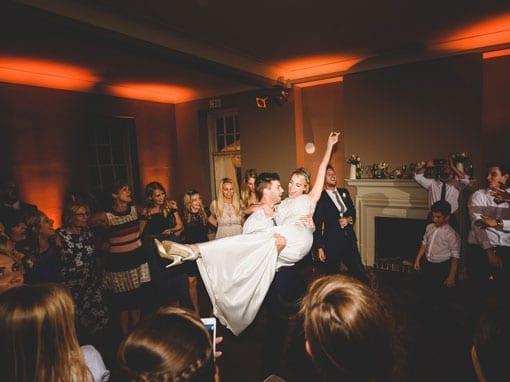 SIAN & ANDREW – DANCE