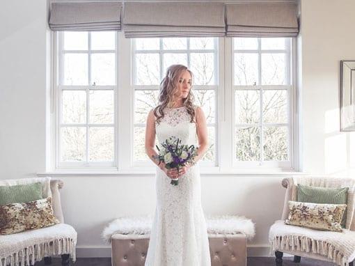 TANIA & MATT – STUNNING BRIDE