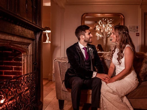 TANIA & MATT – JUST MARRIED