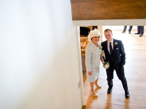 REBECCA & TOMMY – PARENTS OF THE BRIDE
