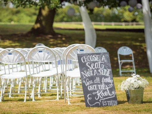 ANNEKA & PHIL – AL FRESCO CEREMONY
