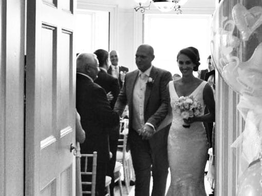LISA & STUART – LEAVING CEREMONY