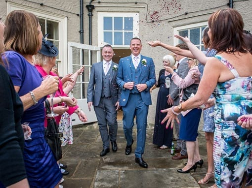 JAMIE & MARTIN – JUST MARRIED