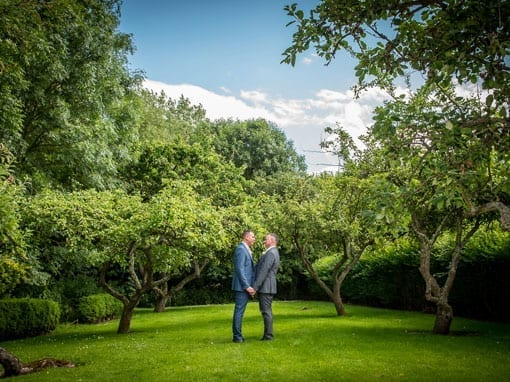 JAMIE & MARTIN – THE ORCHARD