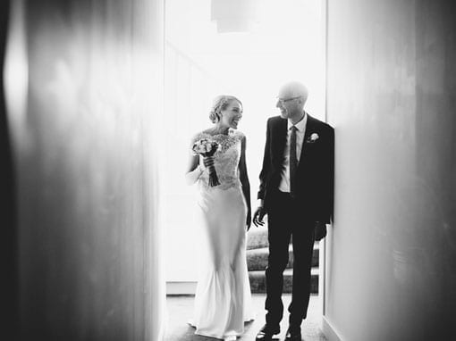 SIAN & ANDREW – FATHER OF THE BRIDE