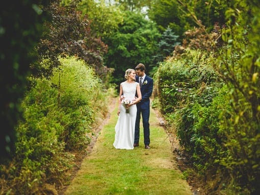 SIAN & ANDREW – THE SECRET GARDEN