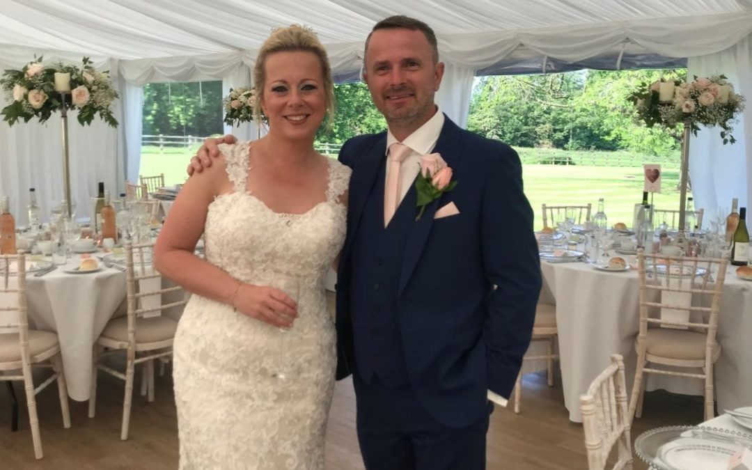 Greta & Paul's Wedding Day At Our Essex Wedding Venue