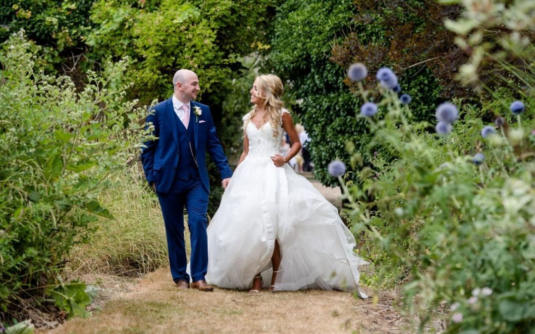 Reece & Leah's Special Day At Our Countryside Wedding Venue