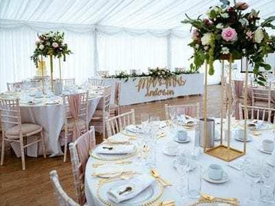 That Amazing Place Wedding Venue Essex Marquee