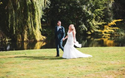 "Katie & Darren Say ""I Do"" At Our Essex Wedding Venue"