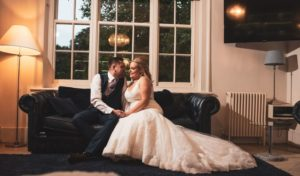 Wedding Photo At That Amazing Place Essex Wedding Venue For Darren And Katie