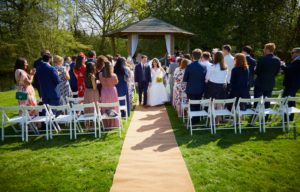 Hannah and Jamie Wedding That Amazing Place Harlow July 2019