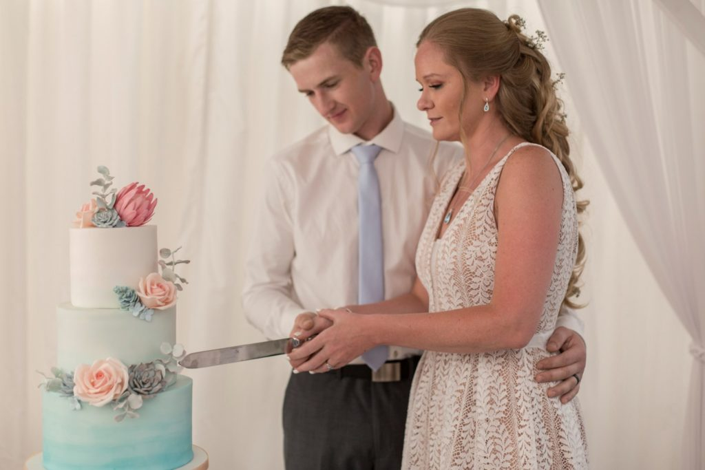 Wedding Stories That Amazing Place Teresa & Ugnius July 2019 Cake Cutting