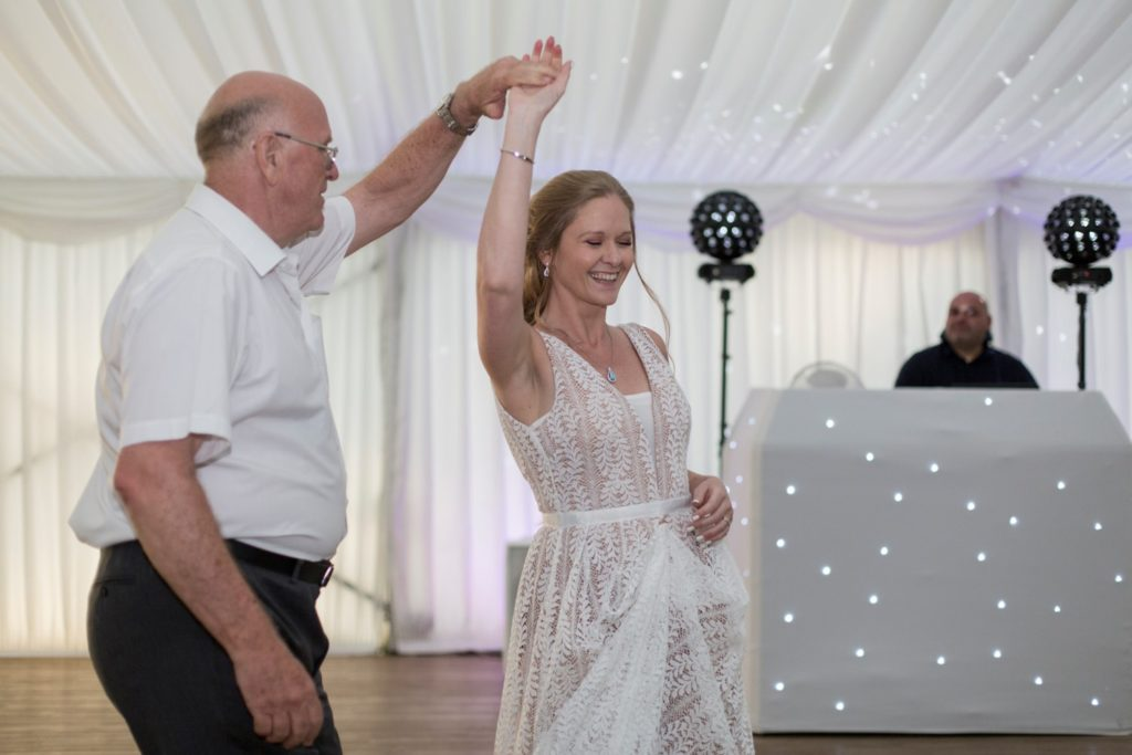 Wedding Stories That Amazing Place Teresa & Ugnius July 2019 First Dance With Father Spinning