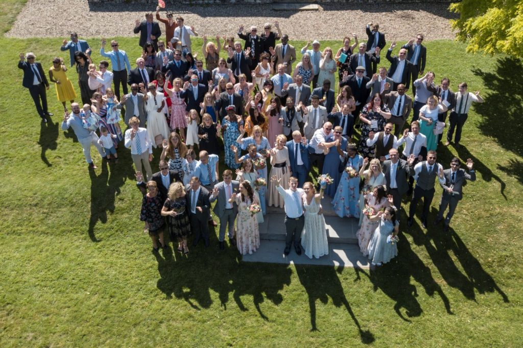 Wedding Stories That Amazing Place Teresa & Ugnius July 2019 The Guests
