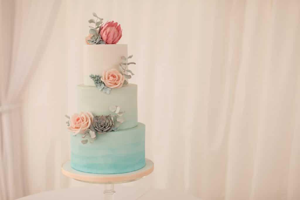 Wedding Stories That Amazing Place Teresa & Ugnius July 2019 Wedding Cake