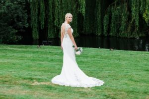 Natalie and Matt Wedding Story at That Amazing Place Essex Wedding The Wedding Dress