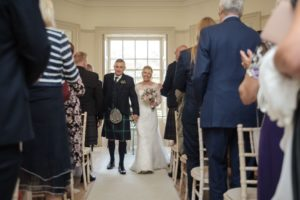 Adele and Douglas married at exclusive essex wedding venue That Amazing Place 2
