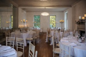 Adele and Doug's big day Lakeview Room at Reception Room dressed exclusive essex wedding venue