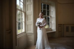Adele's wedding dresss at exclusive essex wedding venue That Amazing Place 2