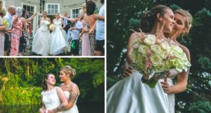Lucy and Vicky Dream Day Wedding Stories at That Amazing Place 2019