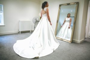 Lucy and Vicky Dream Day Wedding Stories at That Amazing Place Wedding Dress