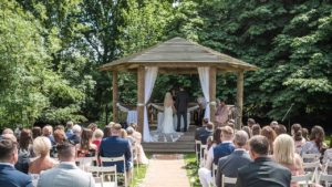 Rosa And Alex Wedding Stories at That Amazing Place Wedding Venue Harlow The Gazebo